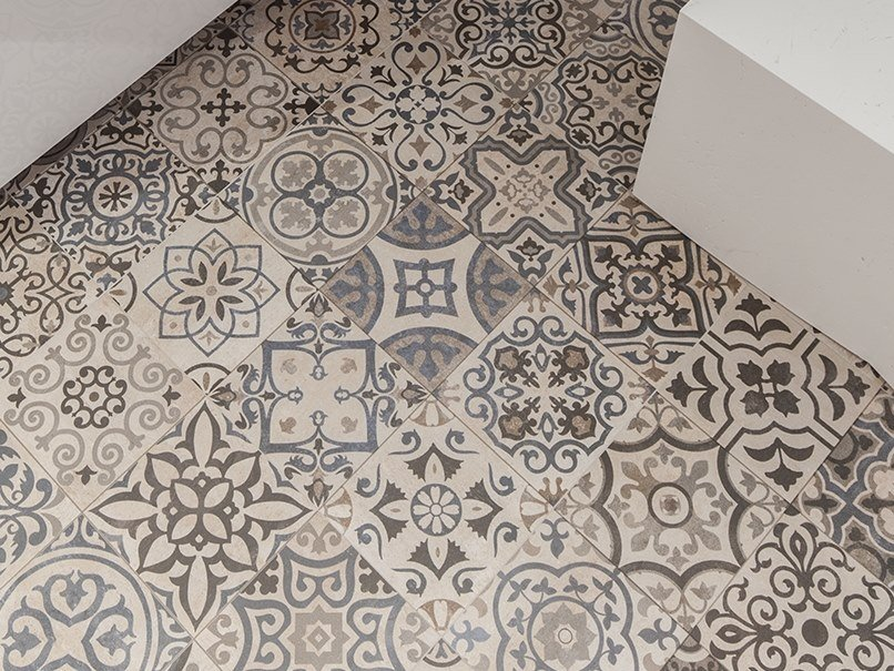 Flooring with concrete effect VINTAGE NATURAL by Venis