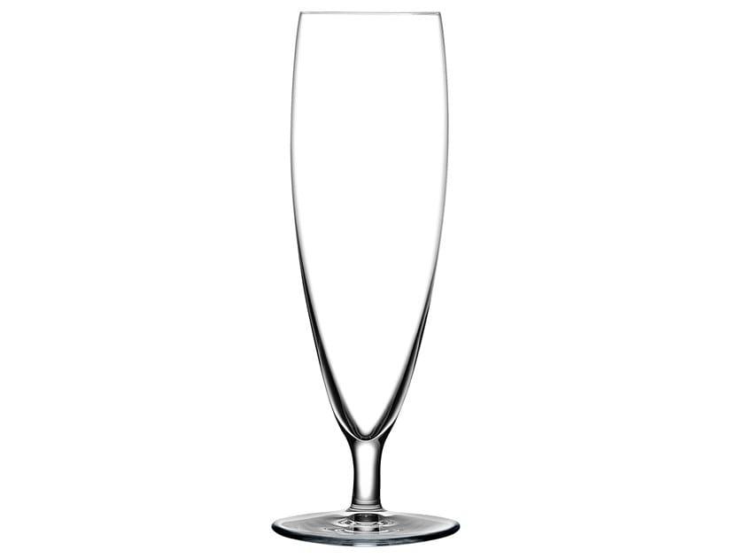 Set of 2 Pilsner Beer Glasses VINTAGE PILSNER by NUDE