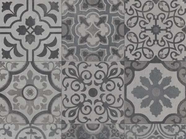 Flooring with concrete effect VINTAGE SILVER by Venis