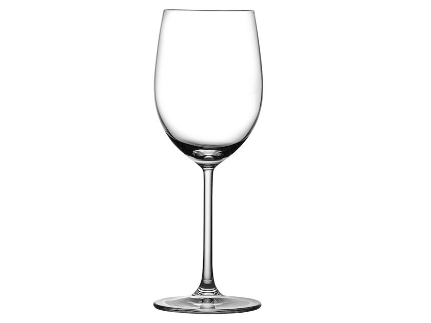 Set of 2 White Wine Glasses VINTAGE WHITE by NUDE