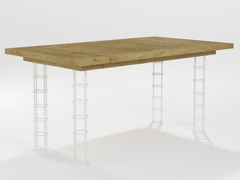 Extending table VIOLA by Barel