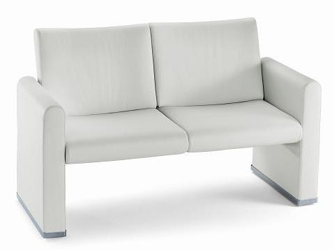 2 seater leather leisure sofa VIP 482 | 2 seater sofa by TALIN