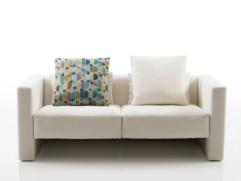 Fabric sofa VISAVIS SOFT | Fabric sofa by brühl