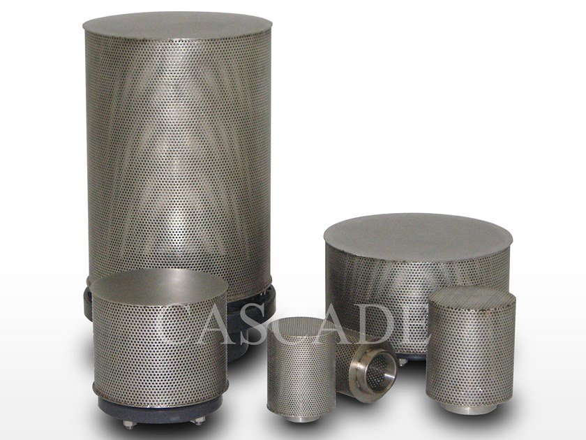 Metal Accessory for fountain Visible filtering system by CASCADE