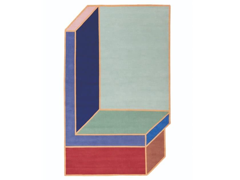 Handmade rug VISIONI A by cc-tapis