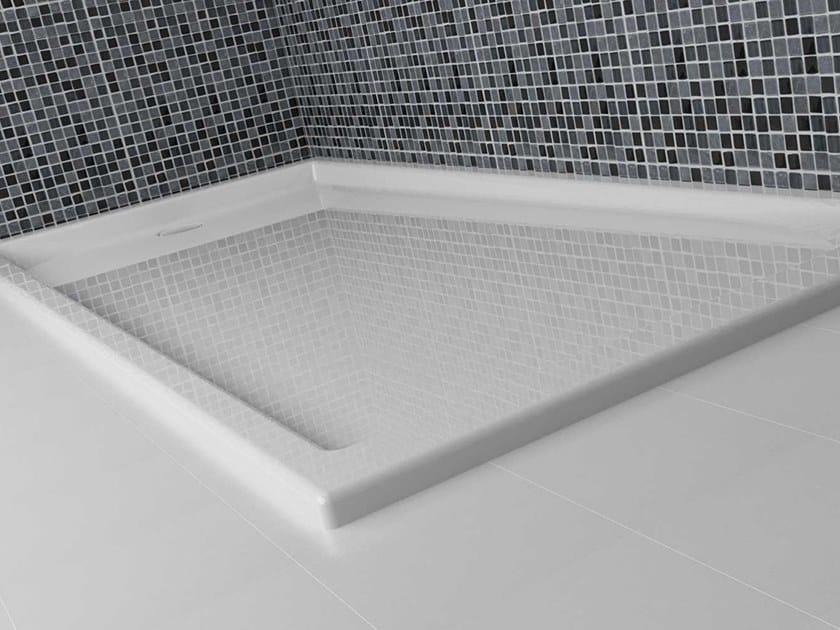 Piatto doccia rettangolare VISUAL | Piatto doccia rettangolare by Hidrobox