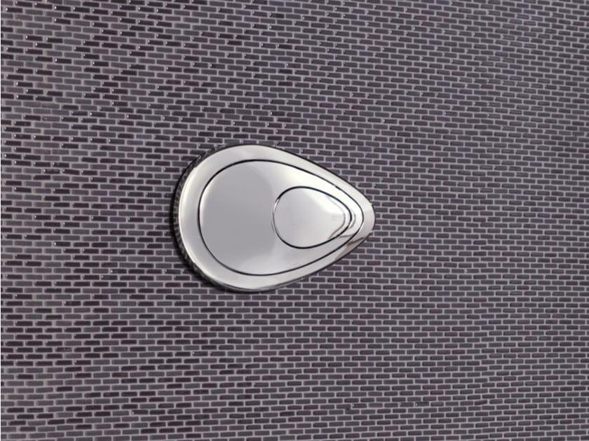 Chrome-plated flush plate VITAE | Flush plate by Noken