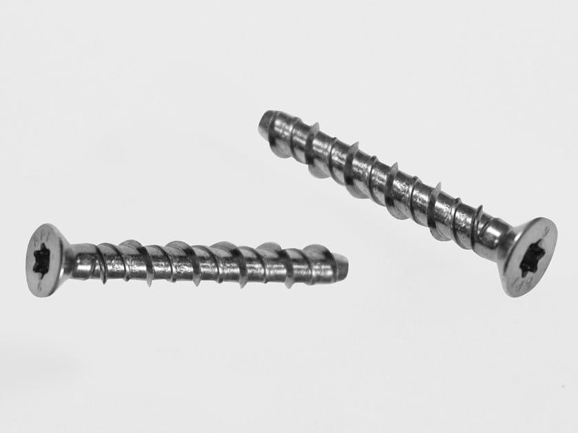 Metal Screw SELF-TAPPING SCREW FOR METAL by Biemme