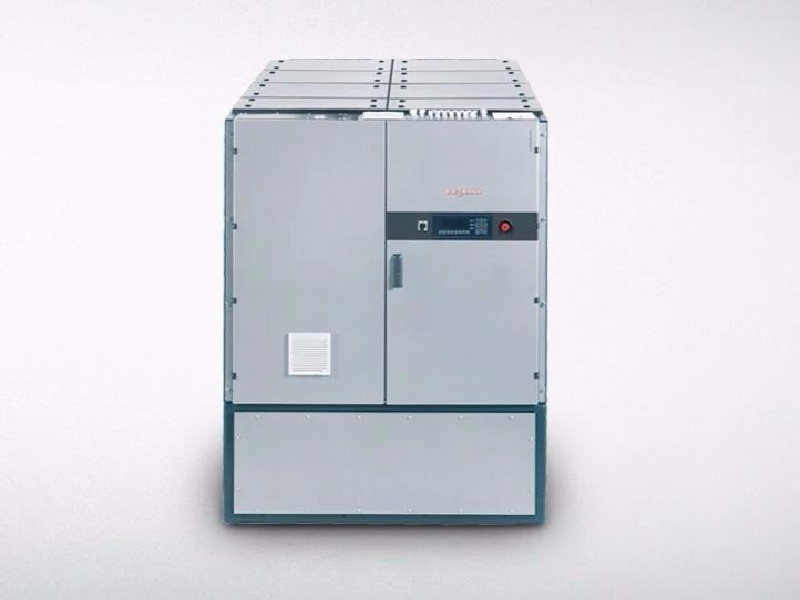 CHP system VITOBLOC 200 EM-199/263 by VIESSMANN