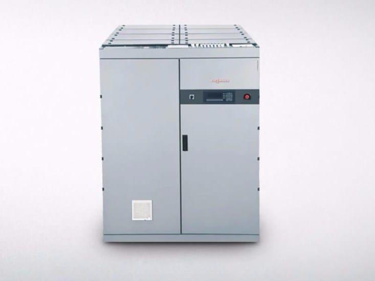 CHP system VITOBLOC 200 EM-401/549 by VIESSMANN