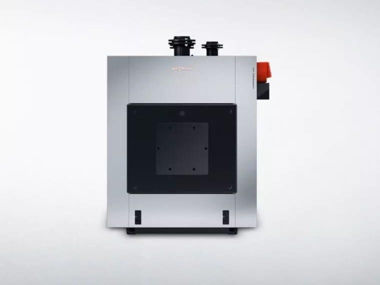 Gas floor-standing condensation boiler VITOCROSSAL 300 CR3B by VIESSMANN