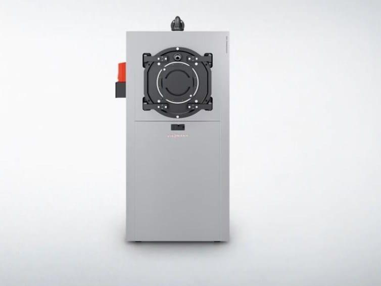 Caldaia A Condensazione A Gas A Basamento Vitocrossal 300 Ct3b