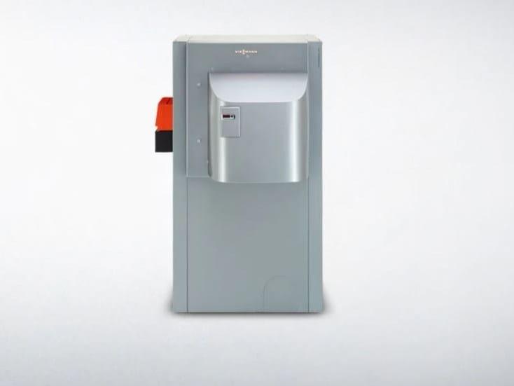 Caldaia A Condensazione A Gas A Basamento Vitocrossal 300 Ct3u