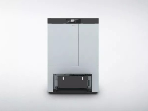 Pellet boiler VITOLIGNO 300-H by VIESSMANN