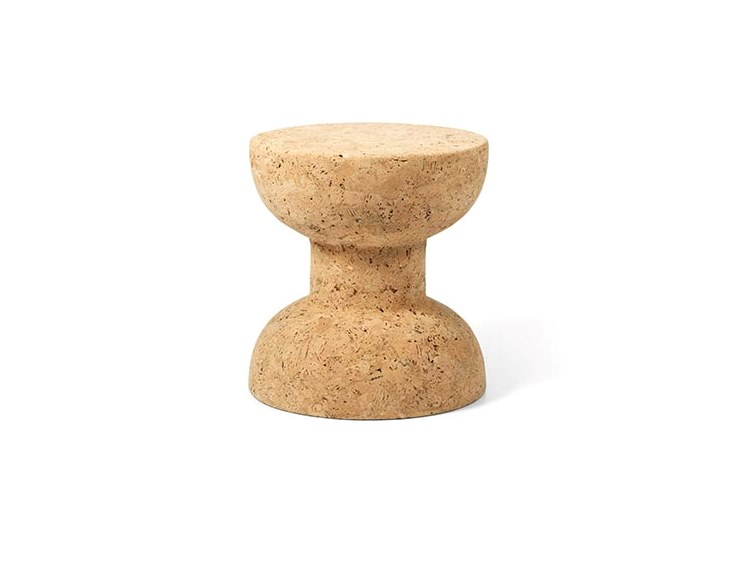 Cork stool / coffee table VITRA - CORK E by Archiproducts.com