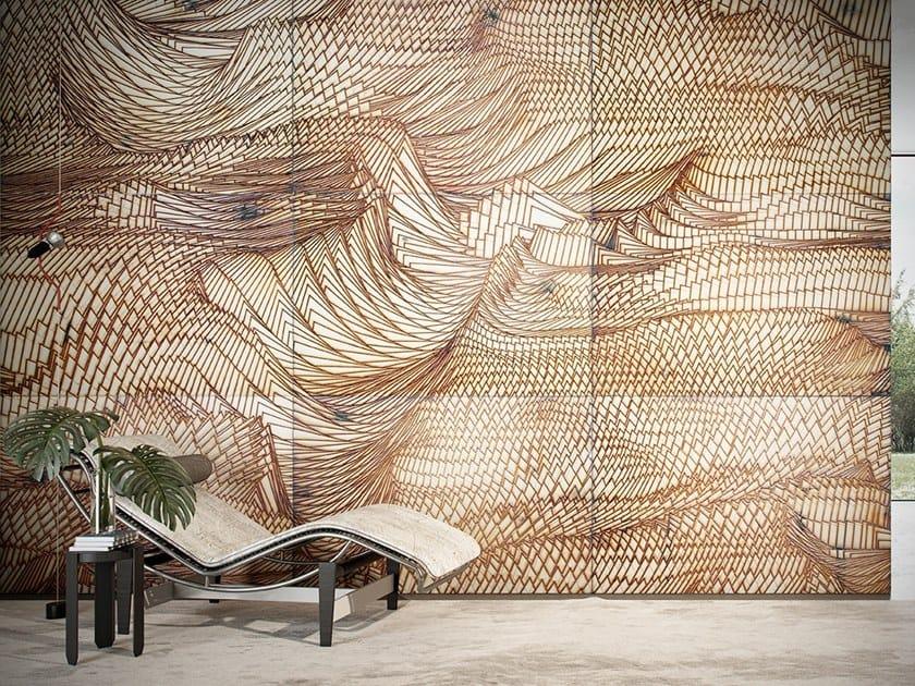 Geometrische Digitaldruck Tapete Vitruvian By Glamora