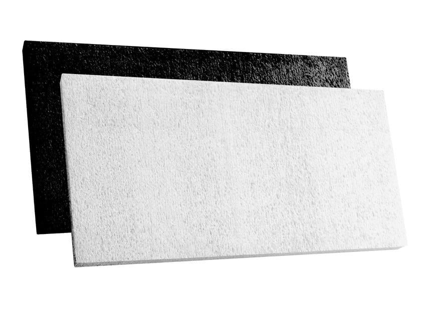 Polyurethane foam acoustic baffles VIWASH by Vicoustic by Exhibo