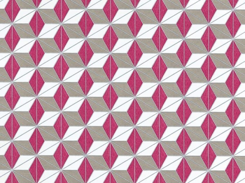 Carta Da Parati Geometrica.Volver