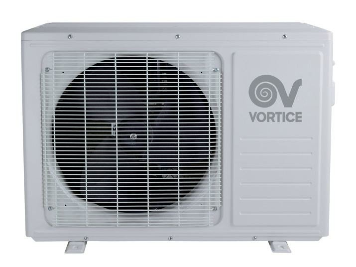 Multi-split inverter air conditioner VORT-ICE I DUAL UE by Vortice