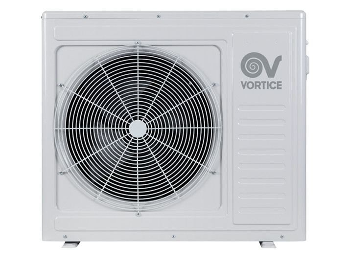 Multi-split inverter air conditioner VORT-ICE I QUADRI UE by Vortice