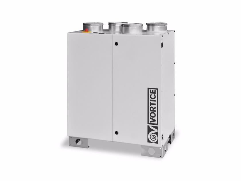 Recuperatore di calore per uso industriale VORT NRG 2500 ECR by Vortice