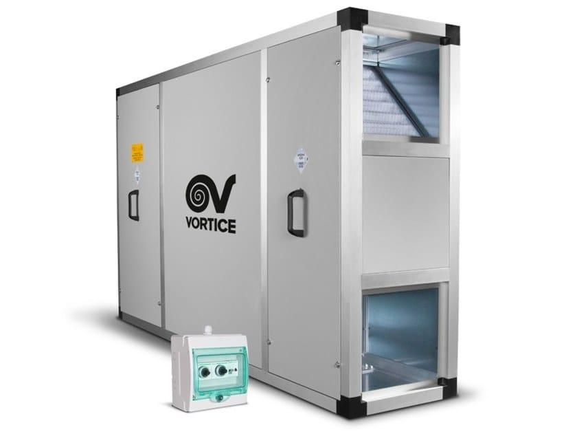Heat exchanger VORT NRG EVO 3000 V by Vortice
