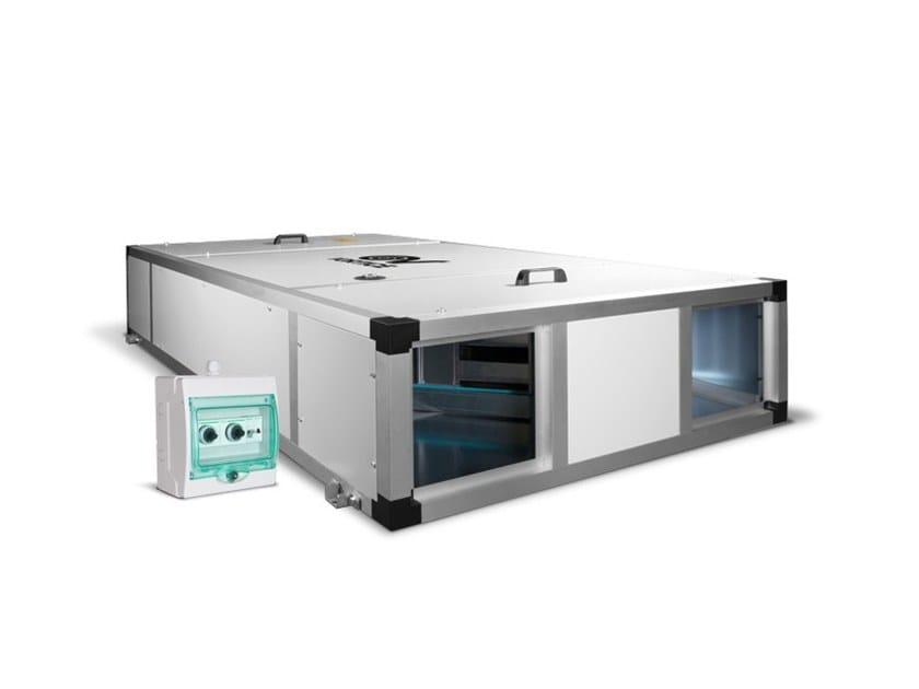 Heat exchanger VORT NRG EVO 3000 by Vortice
