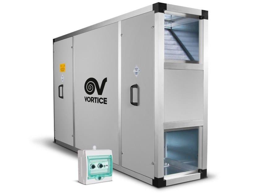 Heat exchanger VORT NRG EVO 500 V by Vortice