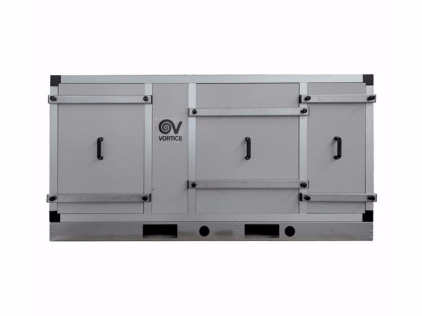 Heat recovery unit VORT - NRG HE P 2000 by Vortice
