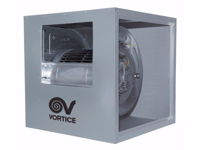 Cassa ventilante autoportante a doppia aspirazione VORT QBK 9/9 4M 1V/1 by Vortice