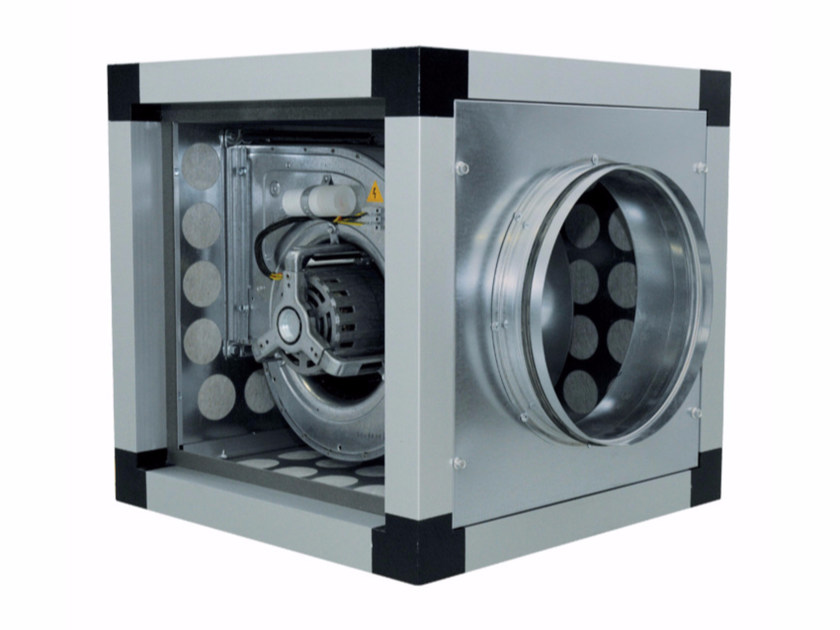 Mechanical forced ventilation system VORT QBK COMFORT 1000 by Vortice