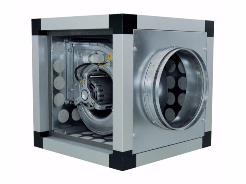Mechanical forced ventilation system VORT QBK COMFORT 9/9 4M 1V/1 by Vortice