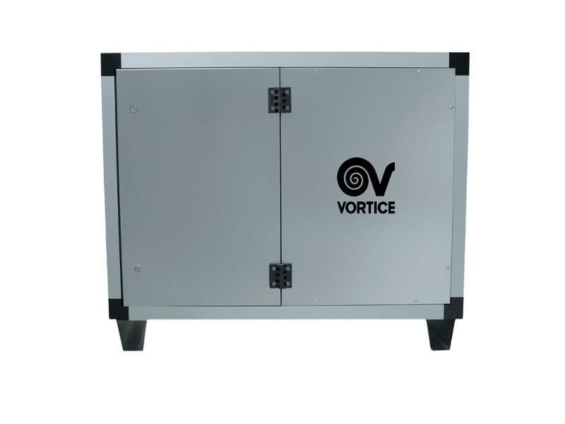 Mechanical forced ventilation system VORT QBK POWER 10/10 1V 0,75 by Vortice