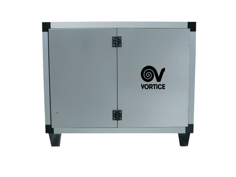 Mechanical forced ventilation system VORT QBK POWER 9/9 1V 0,75 by Vortice