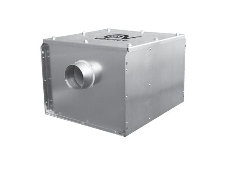 Cassa ventilata autoportante insonorizzata VORT QBK QUIET 100 by Vortice