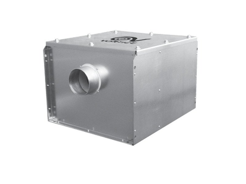 Mechanical forced ventilation system VORT QBK QUIET 125 by Vortice