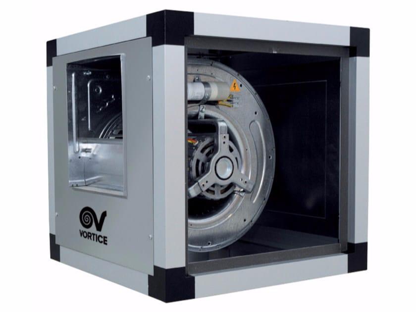 Mechanical forced ventilation system VORT QBK SAL 9/9 4M 1V/1 by Vortice