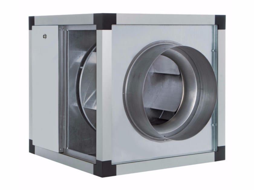 Mechanical forced ventilation system VORT QBK-SAL KC T 355 by Vortice