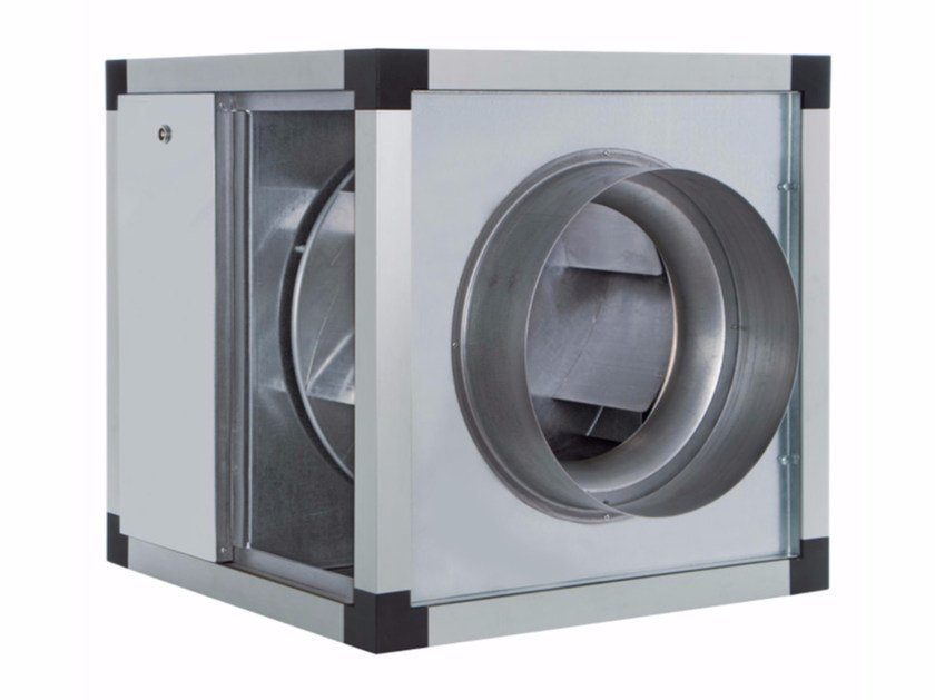 Mechanical forced ventilation system VORT QBK-SAL KC T 400 by Vortice