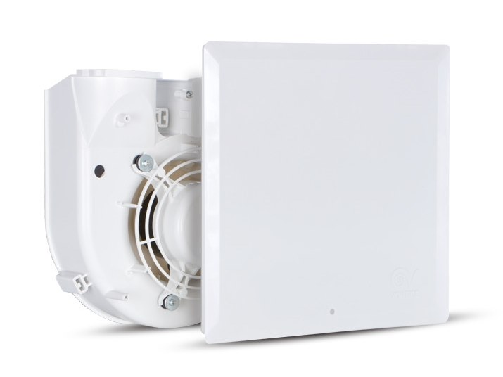 Aspiratore centrifugo QE 100 LL T PIR by Vortice