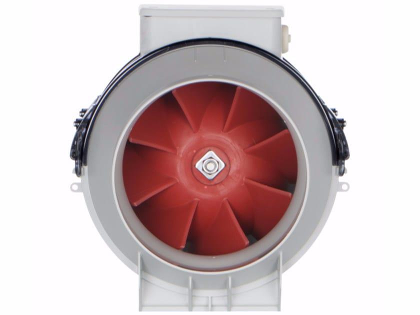 Aspiratore centrifugo assiale in linea VORTICE LINEO 100 Q V0 by Vortice