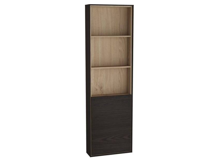 Column wooden bathroom wall cabinet VOYAGE | Suspended bathroom cabinet by VitrA Bathrooms