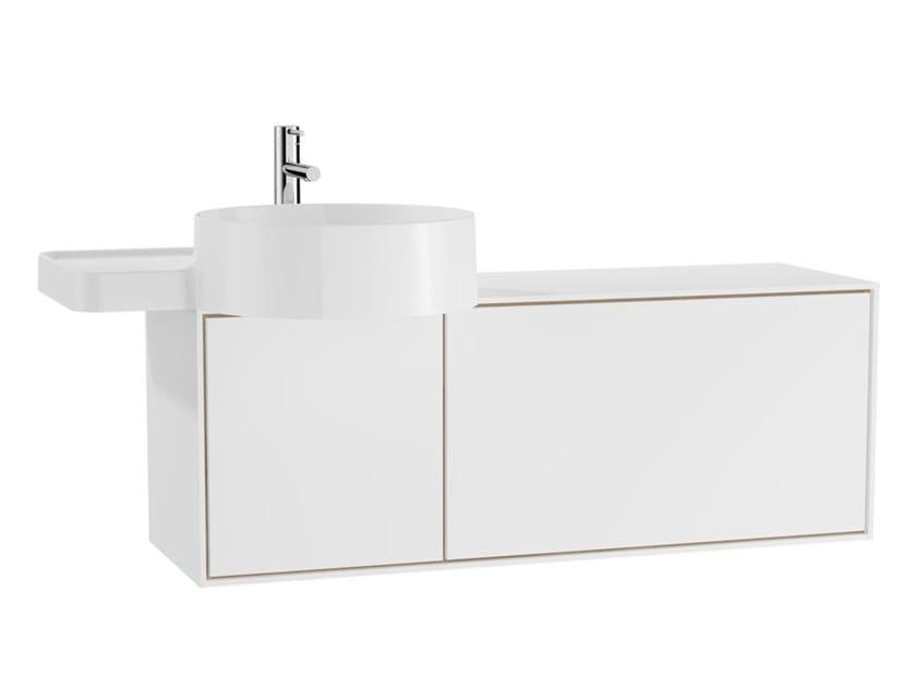 Mobile lavabo sospeso in legno VOYAGE FOR COUNTERTOP WASHBASIN by VitrA Bathrooms