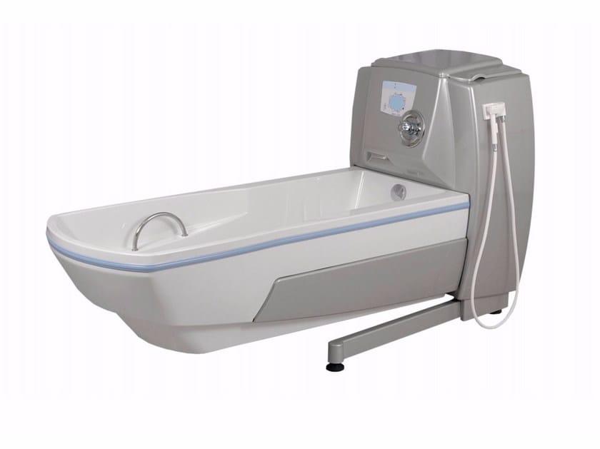 Height-adjustable bathtub VRA10N | Bathtub by Saniline