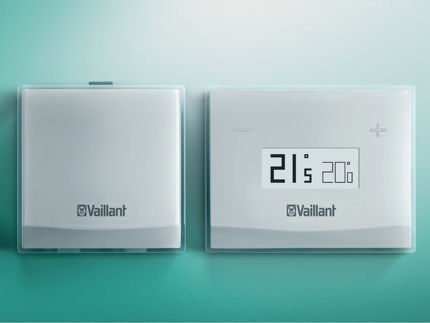 Heat regulation and hygrometric control VAILLANT vSMART by VAILLANT