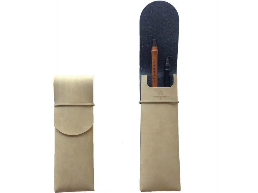 Nabuk pen holder VT PP/D by VITTORIO MARTINI