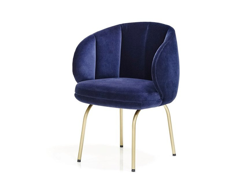 Upholstered chair VUELTA FD | Chair by Wittmann