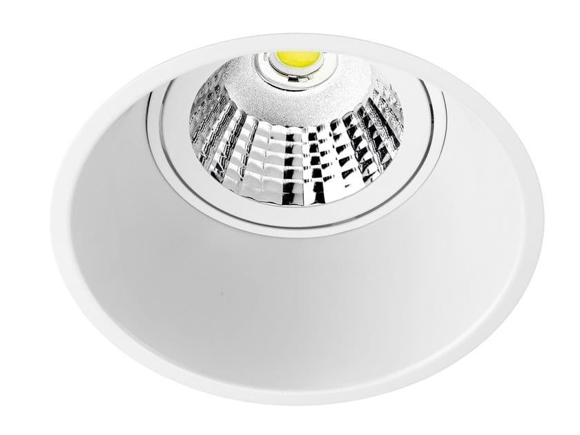 Recessed spotlight VULCANO 3.1 by ONOK Lighting