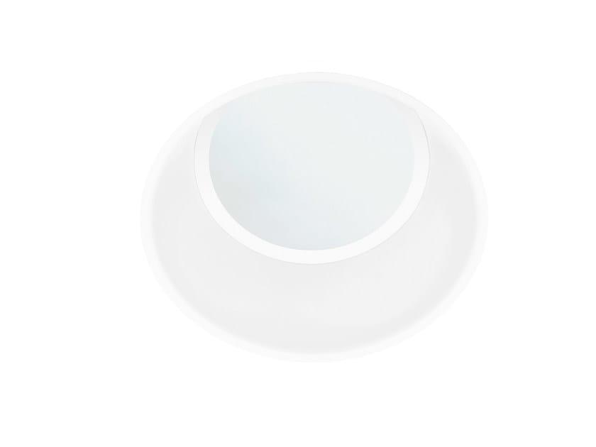 Recessed spotlight VULCANO 4 G24 by ONOK Lighting