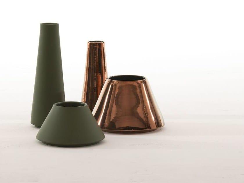 Vase VULCANO by Tonin Casa